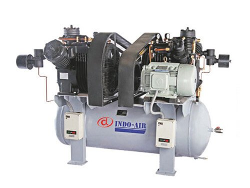 High Pressure Reciprocating Air Compressor Manufacturers in India